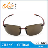 Óculos de sol da forma Tr90 para conduzir com Lense de nylon (S2082-C2)