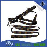 Suministro de la fábrica retráctil personalizado colorido collar de perro de Nylon y correa