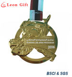 Medaglie su ordinazione del premio di Jiu-Jitsu del metallo dell'oro per uso della concorrenza
