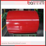Bunter vorgestrichener galvanisierter Stahlring/warm gewalzter Ring