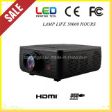 Funções multimédia Cinema Projector LCD Home Theater Projector LED portátil