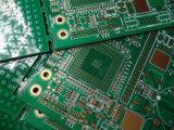 Placa de circuito Multilayer da camada BGA do PWB 6 com ouro da imersão