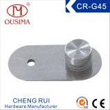 ステンレス鋼のガラスハードウェアの適切なガラス固定クリップ