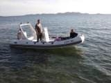 Caiaque inflável do barco de pesca de Liya 6.2m o melhor