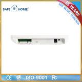 Ordenador principal múltiple sin hilos del sistema de alarma del uso del LCD