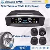 TPMSの太陽無線タイヤのタイヤ空気圧のモニタシステム外部センサーの中国の工場