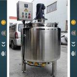Réservoir de mélange de mélange électrique du chauffage VFD d'acier inoxydable (GM-100D)