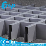 Teto aberto da grade do teto da pilha do alumínio de Foshan