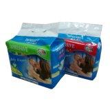 Couches-culottes de bébé de produits de hygiène de bébé de Chine vers le Nigéria