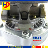 De Turbocompressor van de Delen van de dieselmotor 6D34 (ME088840)