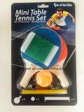 Комплект Tabletennis ракетки настольного тенниса резины и древесины зарева