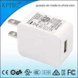 5V 1A wir Stecker Wechselstrom-Adapter mit ETL und UL Certificcate