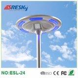 安い価格の中国のグリーン電力太陽LED軽い屋外ランプ