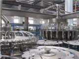 Pleine chaîne de production de l'eau de bouteille d'animal familier pour la petite usine de l'eau de mise en bouteilles