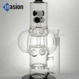 Design particular Recicle o tubo de água de tabaco de vidro (AY 026)