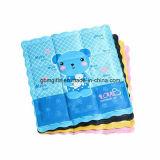 100% coton Custom Logo Serviette de toilette brodée / serviette de golf