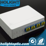 Plaque de visée en fibre optique à 4 ports