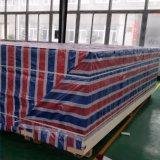 자동적인 CNC 탄소 섬유 금속 Laser 절단 조각 기계 (EETO-FLS1000-3015)