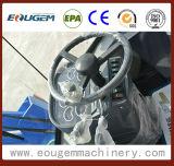 Eougem木によっては車輪のローダーZl20 2tonが取り組む