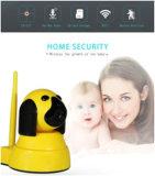 Wdm 720p Smart Home Mini câmara IP Monitor de Bebé WiFi