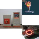 Máquina de aquecimento de alta freqüência da indução com conexão flexível para soldar