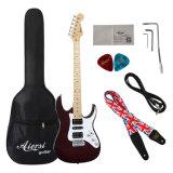 Großhandelsschraube auf Farben-Aschen-Karosserien-Fotorezeptor-Art-elektrischer Gitarre