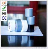 Черное клейкая лента для герметизации трубопроводов отопления и вентиляции конструктора PVC с свободно образцами