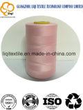 Filetto puro della macchina del ricamo del cotone fatto in Cina