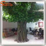 Venda a quente em decoração de interiores Árvore de Ficus Artificial