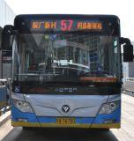 Indicadores de rotas eletrônicas LED de ônibus para passageiros