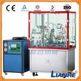 Embalaje semi automático del tubo/máquina de relleno y de aislamiento