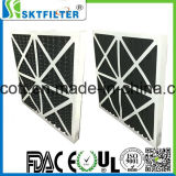 El filtro activado del carbón cubre F9