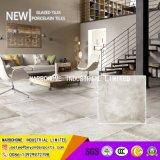 Volles Karosserien-Klebergraues Porzellan glasig-glänzende Matt-rustikale Fliesen (MB69018) 600X600mm für Wand und Bodenbelag
