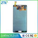 Цифрователь касания LCD замены для экрана LCD примечания 4 Samsung