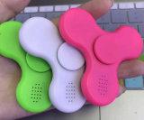 주식에 있는 Bluetooth 스피커를 가진 신제품 LED 손 싱숭생숭함 방적공