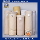 Filtro PPS da poeira/sacos de filtro do PPS de feltro filtragem de Ryton (PPS 554)