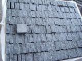 Mattonelle nere Polished del granito di Shangxi