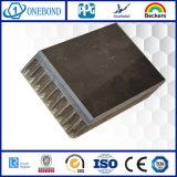 Material de construcción en los paneles de aluminio de piedra del panal
