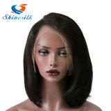 Pelucas puntilla Puntilla de Cabello pelucas pelucas de encaje frontal completo/Bobo peluca