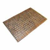 Block-Bambusplatz-Matte für Tischplatte u. Bodenbelag
