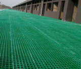 Calzada de FRP/GRP/plataforma de alta resistencia, reja de la fibra de vidrio