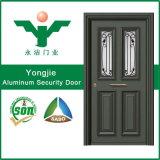 La villa emploie les portes en aluminium de haute qualité