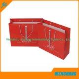 Carrier Libro Blanco de la promoción de laminación bolso con la manija