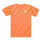 Оптовая торговля Custom сухой установите футболка с печатью