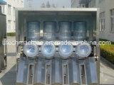 Linha de engarrafamento Full-Automatic da água de 5 galões