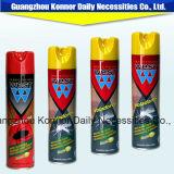 Jet de tueur d'insecte de jet d'aérosol de moustique d'insecticide d'aérosol de ménage