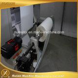 Impresora flexográfica con la cámara de vídeo del PLC
