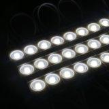 As placas de indicador do diodo emissor de luz iluminaram-se com 1.08W