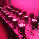 tri colore LED PAR64 di 54PCS 3W RGB