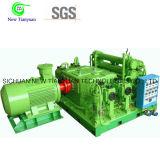 Компрессор природного газа CNG емкости подачи водяного охлаждения большой